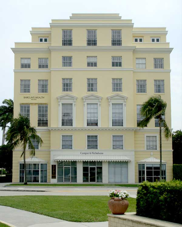River Reach Apartments Naples Fl: Commercial Buildings: The Barclay's Wealth Building, 450